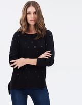 DECJUBA Cassidy Fine Knit Pullover