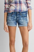 American Eagle Outfitters AE Denim Midi Short