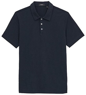 Theory Cosmo Regular-Fit Polo Shirt