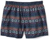 Gap Holiday print boxers