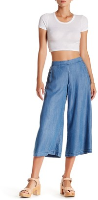 Free Press Chambray Culotte