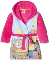 Universal Pictures Girl's Minions Love Dressing Gown