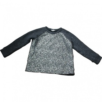 Roseanna Anthracite Wool Knitwear for Women