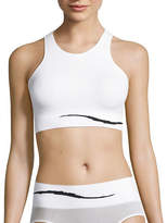 Jockey Sporties Wave Crop Top