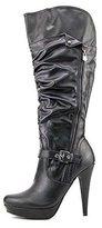 G by Guess Women's Drea Wide Calf Platform Dress Boots