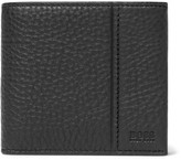 Hugo Boss - Traveller Full-grain Leather Billfold Wallet