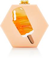 Edie Parker Mini Macy Creamsicle
