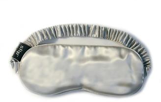 SlipTM Pure Silk Sleep Mask Silver
