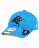 New Era Women's Carolina Panthers Team Glisten 9TWENTY Cap