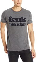 French Connection Men's Mondays Short Sleeve T-Shirt