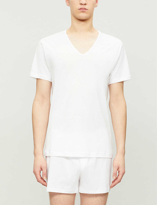 Sunspel Superfine Egyptian cotton T-shirt
