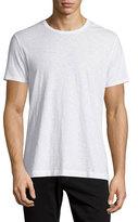 Vince Slub Jersey Crewneck T-Shirt, White