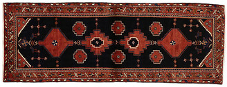 "One Kings Lane Vintage Antique Persian Hamadan Rug,3'7"" x 9'9"" - Esmaili Rugs & Antiques - multi"