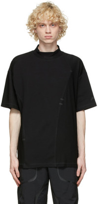 A-Cold-Wall* Black Double-Layer T-Shirt