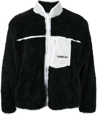 Ambush Zip-Up Fleece Jacket