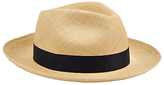 Christys' Exclusive Classic Panama Hat, Natural