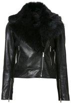 Rebecca Vallance The Wolfe biker jacket
