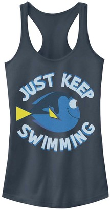 Licensed Character Juniors' Finding Dory Just Keep Swimming Dory Tank
