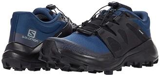 Salomon Wildcross (Dark Denim/Black/Navy Blazer) Men's Shoes