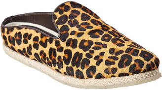 French Heritage LOOWIE Loowie Haircalf Slip On