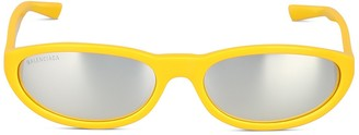 Balenciaga Eyewear Neo Round Sunglasses