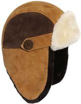 UGG Shearling Aviator Hat