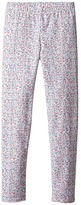 Paul Smith Liberty Printed Leggings Girl's Casual Pants