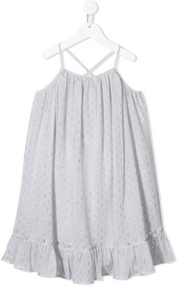 Stella McCartney Kids Lurex dress