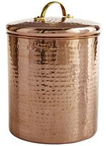 Pier 1 Imports Cypress Grove Copper Canister
