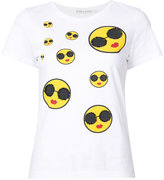 Alice + Olivia Alice+Olivia sunnies face T-shirt