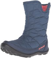 Columbia Youth Minx Slip Omni-Heat Waterproof-K Snow Boot