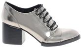Bandit Mirror Metallic Brogue Shoes