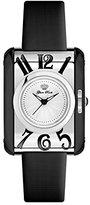 Glam Rock Women's GR80010 Icon Analog Display Swiss Quartz Black Watch