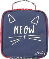 Joules Girls Ditsy Cat Lunch Bag