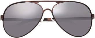 Breed Genesis Polarized Titanium Sunglasses