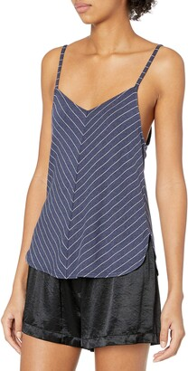 Only Hearts Women's Denim Stripe Chevron Cami