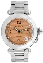Cartier Vintage Pasha C Stainless Steel Watch, 35mm
