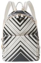 Anya Hindmarch Diamond Leather Backpack