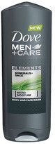 Dove Men + Care Shower Minerals and Sage 400ml