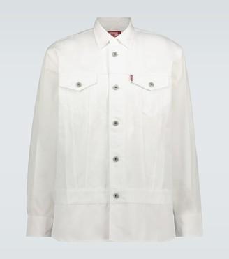 Junya Watanabe x Levi's Trucker denim jacket