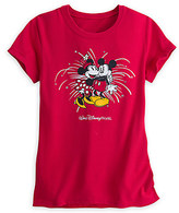Disney Mouse Starburst Tee for Women - Red - Walt World