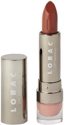 LORAC Alter Ego Satin Lipstick Snow Bunny