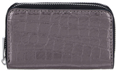 Accessorize Gigi Double Zip Mini Wallet