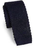 HUGO BOSS Cotton Knit Tie