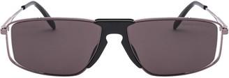 Alexander McQueen Eyewear Rectangular Sunglasses