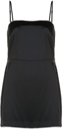Mason by Michelle Mason Embellished Mini Dress
