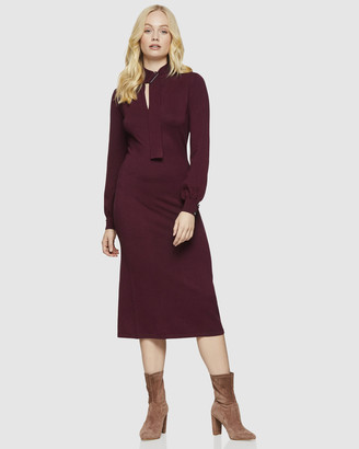Oxford Yvonne Knitted Dress