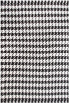 Mackenzie Childs Houndstooth Scatter Rug
