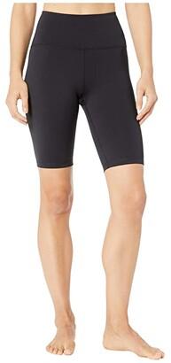 Manduka The Hot Short (Black) Women's Shorts