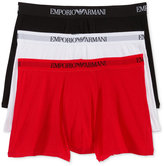 Emporio Armani Men's 3 Pack Boxer Briefs